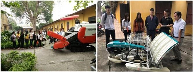 Sư phạm Công nghệ - ngành đào tạo mới của Học viện Nông nghiệp Việt Nam - ảnh 1