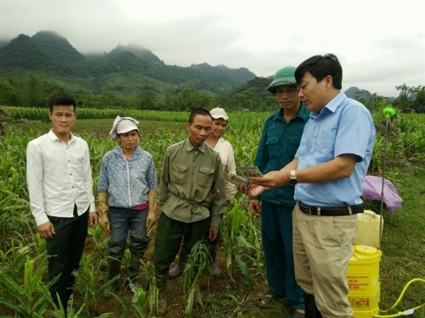 Ngành Bảo vệ thực vật trước xu hướng sản xuất theo hướng bền vững với nông sản an toàn - ảnh 1