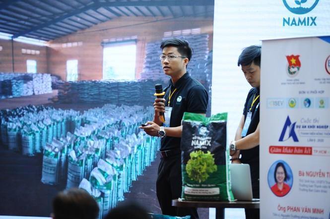 48 dự án khởi nghiệp sáng tạo thanh niên nông thôn tranh tài tại Bán kết (phía Nam) - ảnh 7
