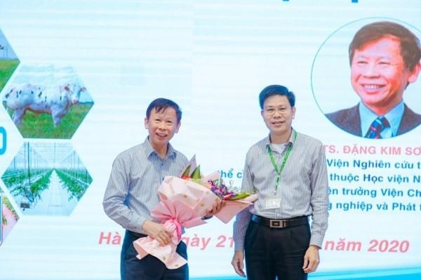 """Sinh viên tìm hiều về """"Nền nông nghiệp Việt Nam hiện tại và tương lai"""" - ảnh 1"""