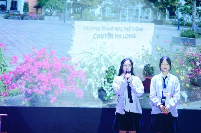 """Học sinh Quảng Ninh giành quán quân cuộc thi """"Hùng biện tiếng Anh Quốc gia 2020"""" - ảnh 3"""
