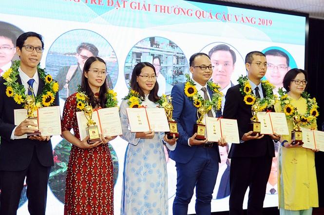 Bình chọn trực tuyến Giải thưởng Khoa học công nghệ Thanh niên Quả Cầu Vàng - ảnh 1