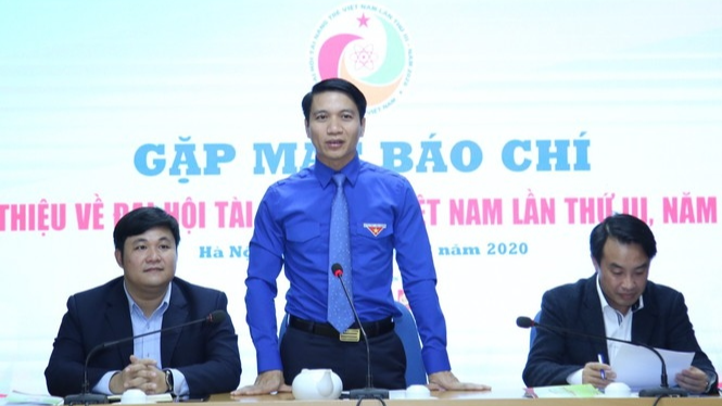 Hơn 400 đại biểu dự Đại hội Tài năng trẻ Việt Nam lần thứ III - ảnh 1