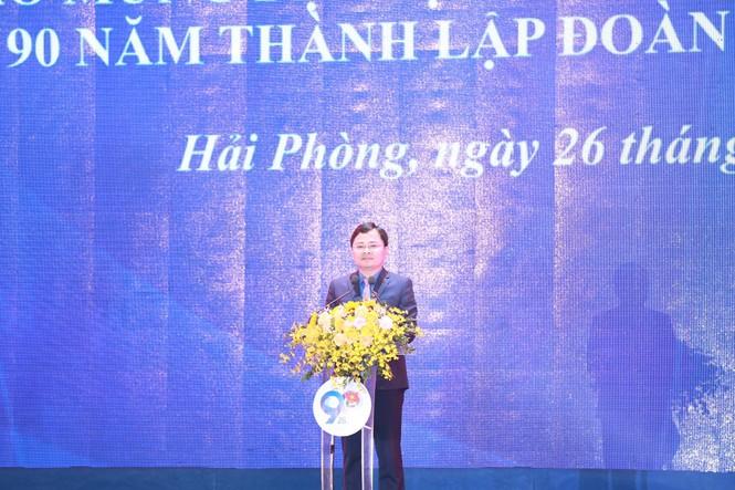 90 ngày thi đua cao điểm của thanh niên chào mừng Đại hội Đảng toàn quốc lần thứ XIII - ảnh 2