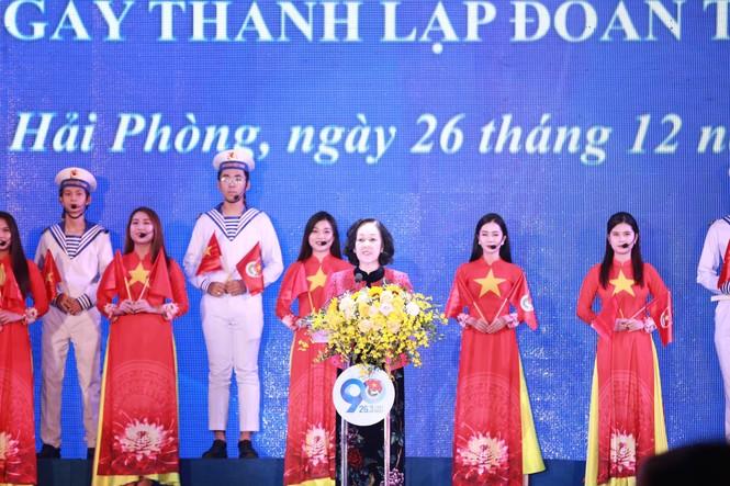 90 ngày thi đua cao điểm của thanh niên chào mừng Đại hội Đảng toàn quốc lần thứ XIII - ảnh 1