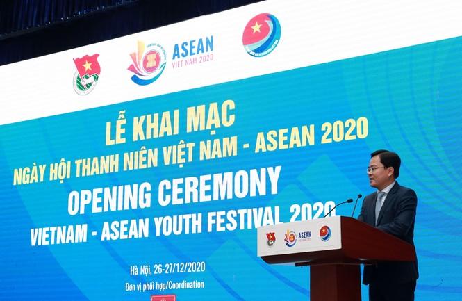 Khai mạc Ngày hội Thanh niên Việt Nam - ASEAN năm 2020 - ảnh 2