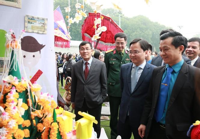 Khai mạc Ngày hội Thanh niên Việt Nam - ASEAN năm 2020 - ảnh 1