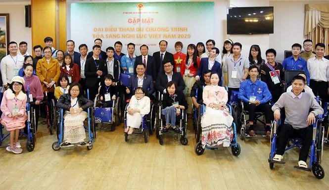 Người khuyết tật vượt qua khó khăn, khẳng định giá trị bản thân - ảnh 1