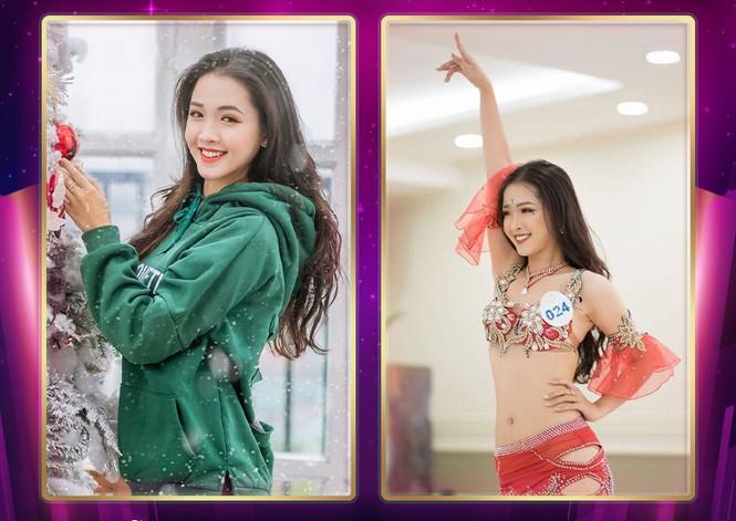 Cuộc thi Hoa khôi sinh viên Việt Nam 2020: Lộ diện những ứng viên sáng giá - ảnh 10