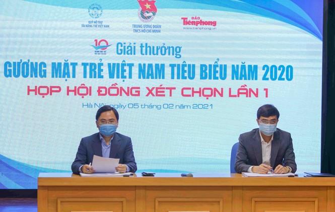 """Nhiều gương mặt xuất sắc nằm trong 20 đề cử """"Gương mặt trẻ Việt Nam tiêu biểu 2020"""" - ảnh 1"""