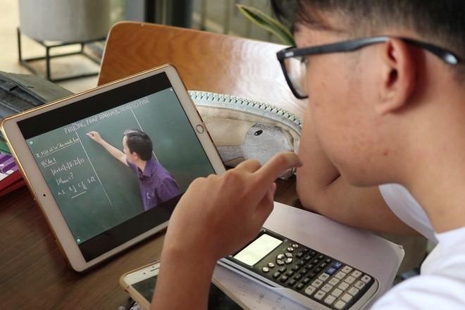 Sinh viên ĐHQG Hà Nội học trực tuyến từ ngày 17/2  - ảnh 1