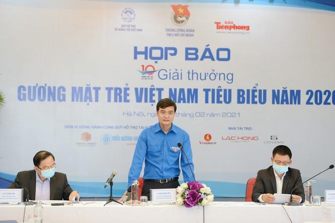 """Bắt đầu bình chọn """"Gương mặt trẻ Việt Nam tiêu biểu"""" 2020 - ảnh 1"""
