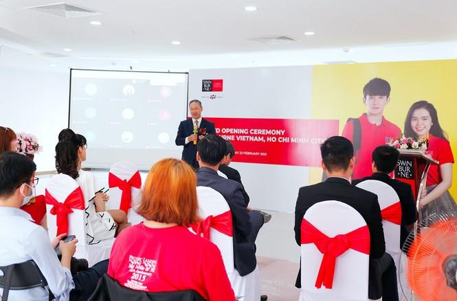 Dành 15 tỷ đồng học bổng cho tân sinh viên Swinburne Việt Nam tại TP. Hồ Chí Minh - ảnh 1