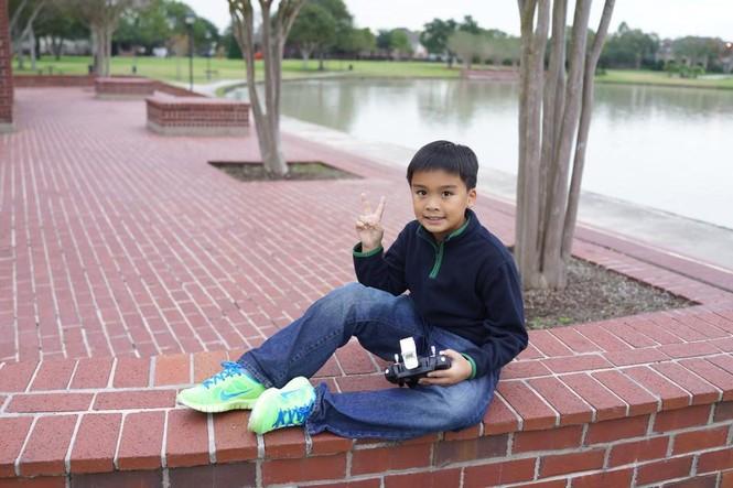 Lam Trường gặp con trai trên đất Mỹ  - ảnh 5