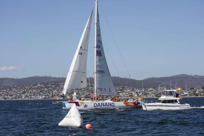 Đội Đà Nẵng về nhất chặng Sydney – Hobart - ảnh 2