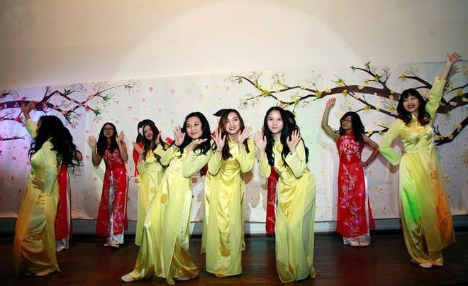 Người Việt xa xứ vui Tết, gây quỹ giúp trẻ em vùng cao - ảnh 4
