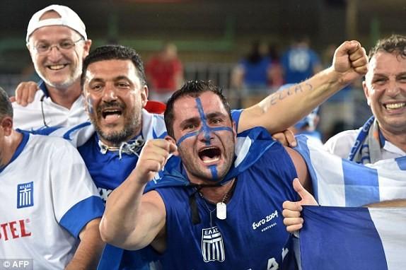Nhật Bản-Hy Lạp (0-0): Hòa tẻ nhạt - ảnh 7