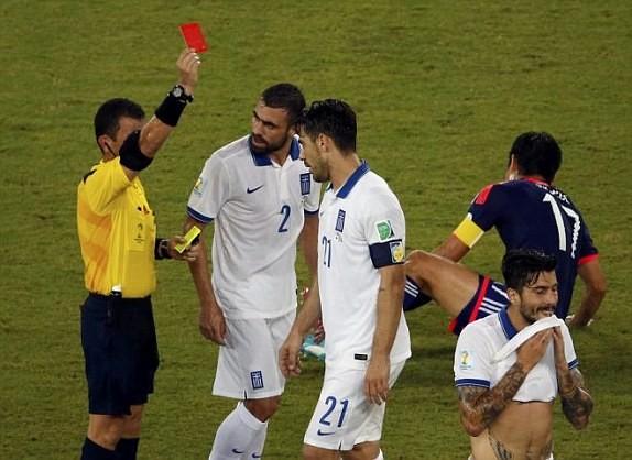 Nhật Bản-Hy Lạp (0-0): Hòa tẻ nhạt - ảnh 5