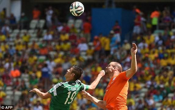 Hà Lan-Mexico (2-1): Ngược dòng siêu tưởng - ảnh 9