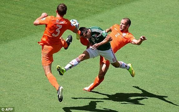 Hà Lan-Mexico (2-1): Ngược dòng siêu tưởng - ảnh 8