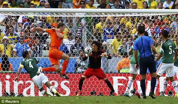 Hà Lan-Mexico (2-1): Ngược dòng siêu tưởng - ảnh 4
