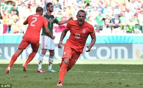 Hà Lan-Mexico (2-1): Ngược dòng siêu tưởng - ảnh 1