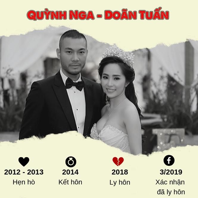 5 cặp đôi hot của showbiz Việt tuyên bố ly hôn năm 2019 - ảnh 4