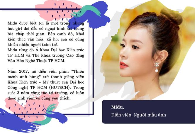 Những sao Việt khiến người hâm mộ ngỡ ngàng vì bén duyên với nghề giáo - ảnh 11