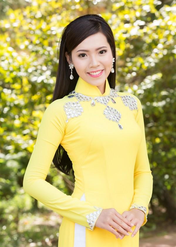 Sinh viên y dược dự thi Hoa hậu Việt Nam 2014 - ảnh 5