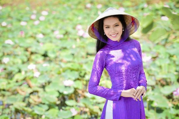 Sinh viên y dược dự thi Hoa hậu Việt Nam 2014 - ảnh 2