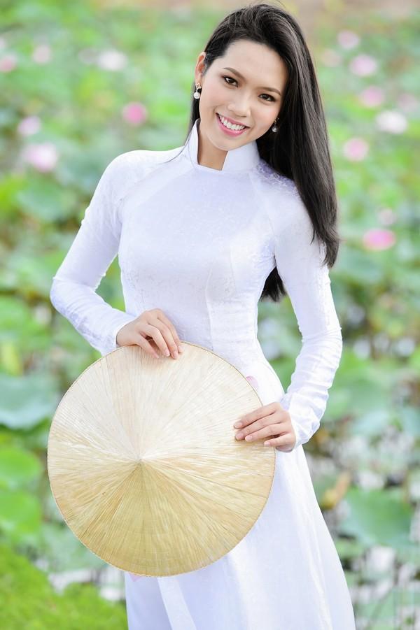 Sinh viên y dược dự thi Hoa hậu Việt Nam 2014 - ảnh 4