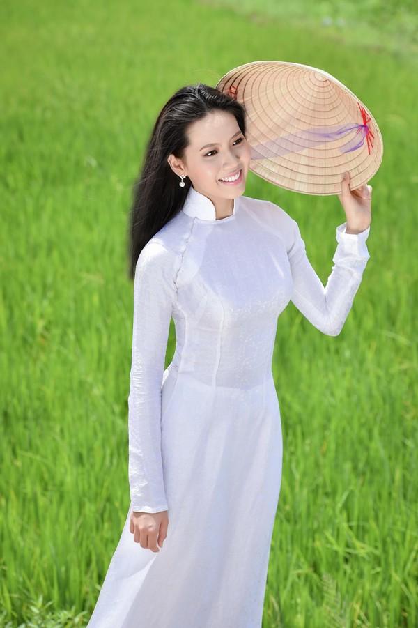 Sinh viên y dược dự thi Hoa hậu Việt Nam 2014 - ảnh 3