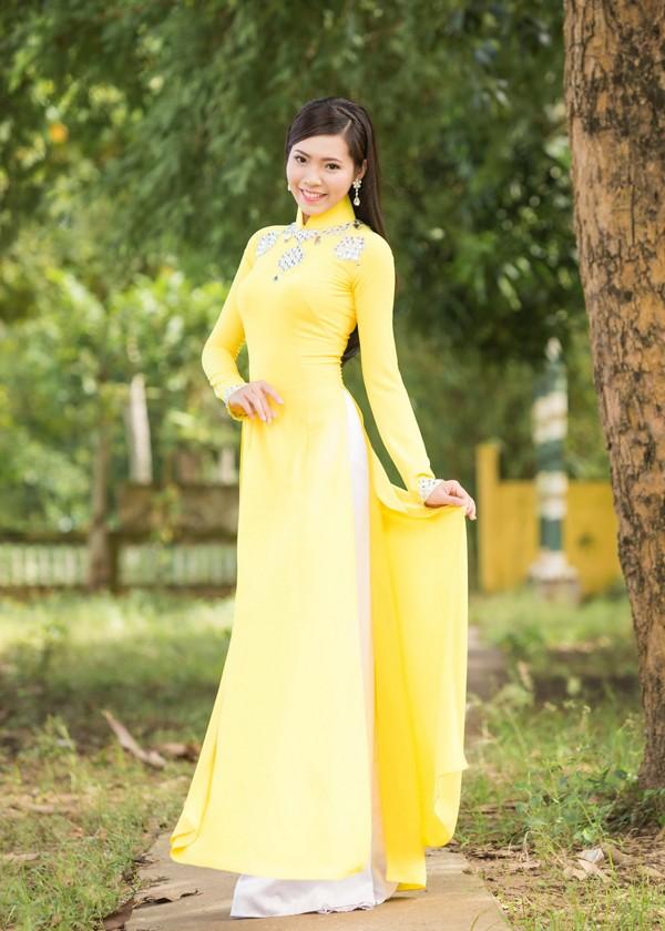 Sinh viên y dược dự thi Hoa hậu Việt Nam 2014 - ảnh 6