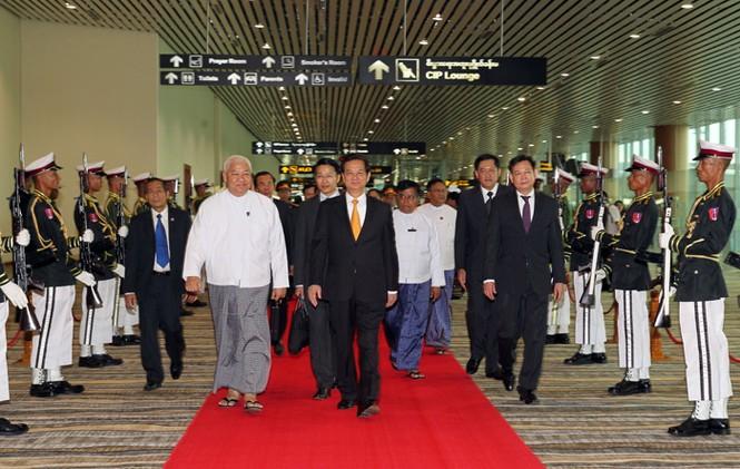 Thủ tướng Nguyễn Tấn Dũng dự Hội nghị Cấp cao ASEAN lần thứ 24 - ảnh 1