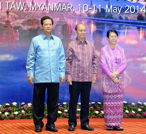 Thủ tướng Nguyễn Tấn Dũng dự Hội nghị Cấp cao ASEAN lần thứ 24 - ảnh 4