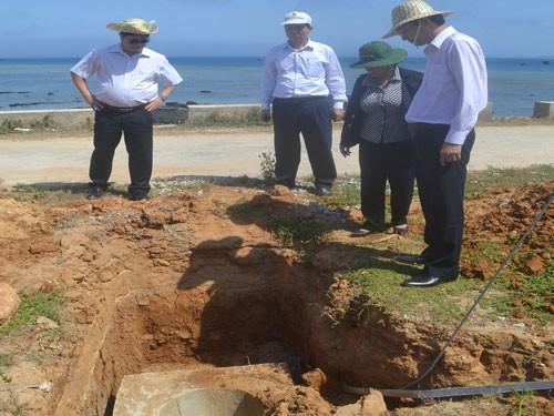 Đầu tháng 10/2014, đảo Lý Sơn sẽ có điện lưới quốc gia - ảnh 1