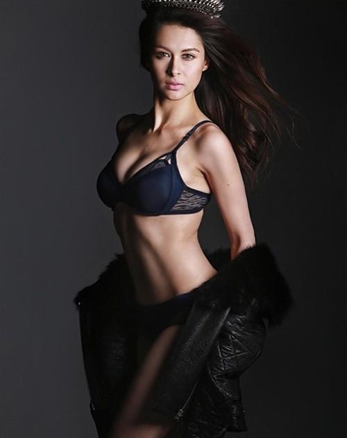 Mỹ nhân đẹp nhất Philippines nóng bỏng từng đường cong - ảnh 1