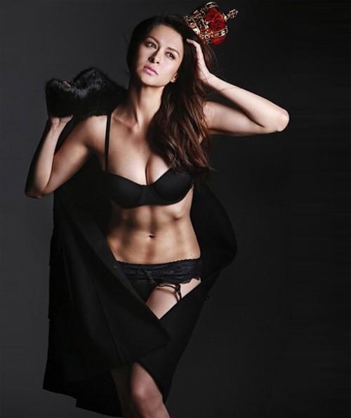Mỹ nhân đẹp nhất Philippines nóng bỏng từng đường cong - ảnh 2