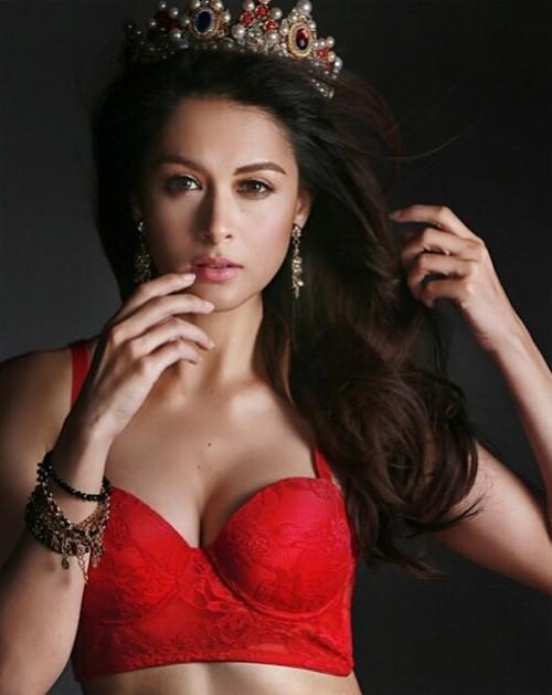 Mỹ nhân đẹp nhất Philippines nóng bỏng từng đường cong - ảnh 6