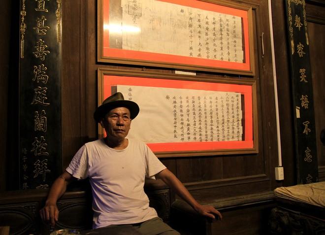 Ngôi nhà gỗ lim 300 tuổi vùng Kinh Bắc - ảnh 13