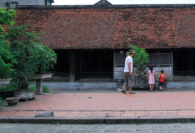 Ngôi nhà gỗ lim 300 tuổi vùng Kinh Bắc - ảnh 3