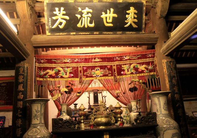 Ngôi nhà gỗ lim 300 tuổi vùng Kinh Bắc - ảnh 8