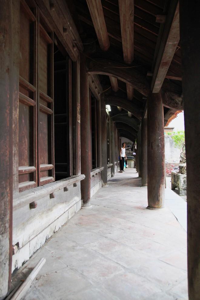 Ngôi nhà gỗ lim 300 tuổi vùng Kinh Bắc - ảnh 12