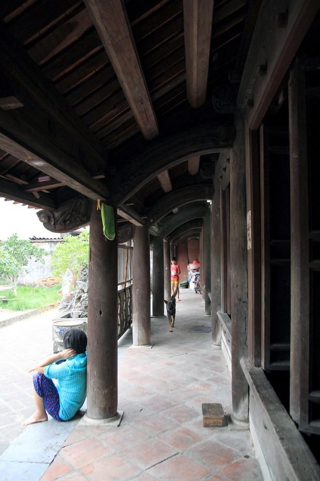 Ngôi nhà gỗ lim 300 tuổi vùng Kinh Bắc - ảnh 4
