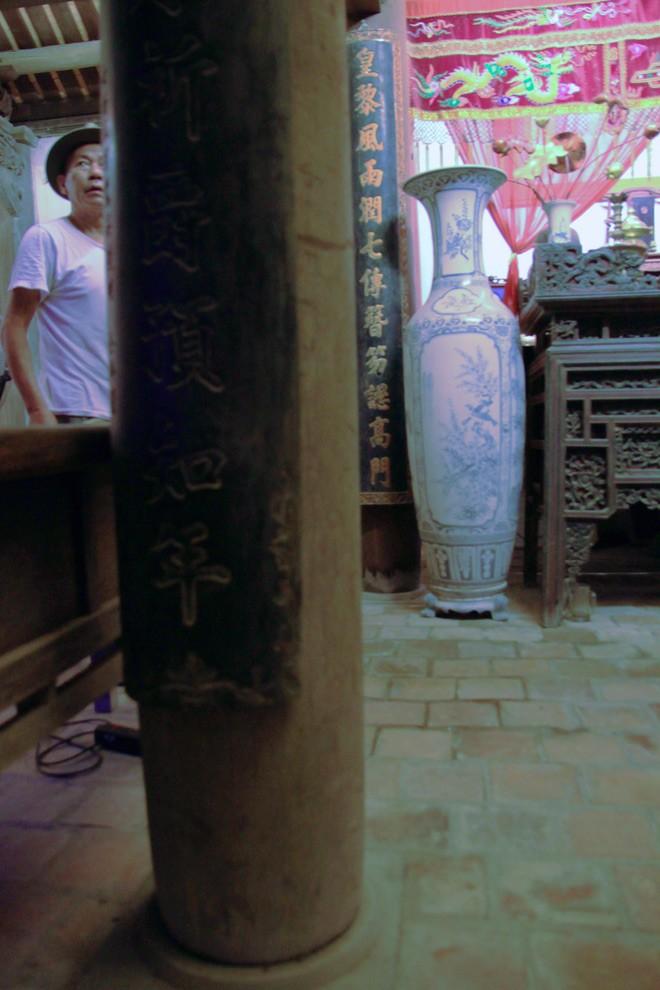 Ngôi nhà gỗ lim 300 tuổi vùng Kinh Bắc - ảnh 10