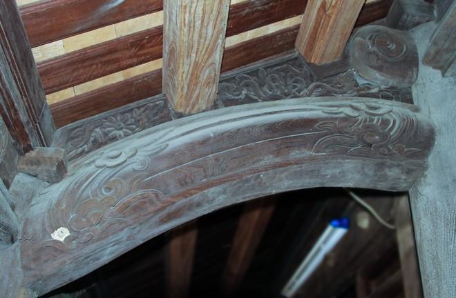 Ngôi nhà gỗ lim 300 tuổi vùng Kinh Bắc - ảnh 6
