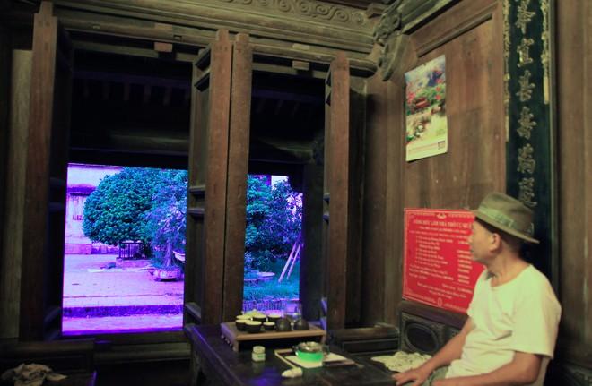 Ngôi nhà gỗ lim 300 tuổi vùng Kinh Bắc - ảnh 11