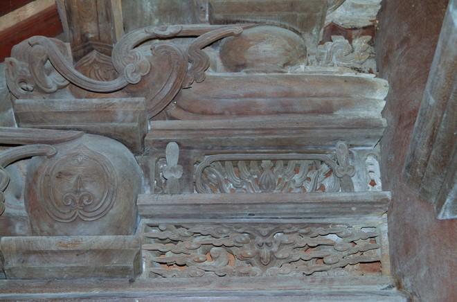 Ngôi nhà gỗ lim 300 tuổi vùng Kinh Bắc - ảnh 7