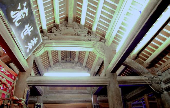 Ngôi nhà gỗ lim 300 tuổi vùng Kinh Bắc - ảnh 9