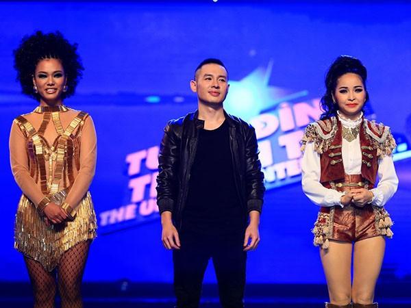 Bị đồn mua giải, Trang Nhung vẫn bị loại - ảnh 1